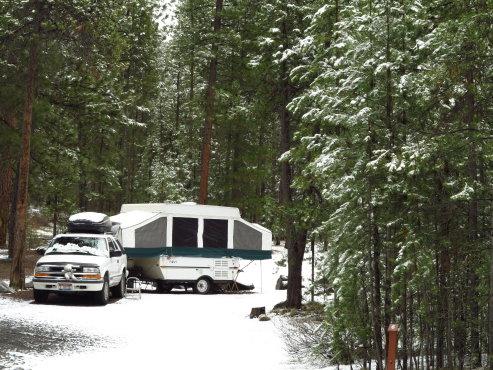 Road Trip – Paulina Creek 1 – April 2015