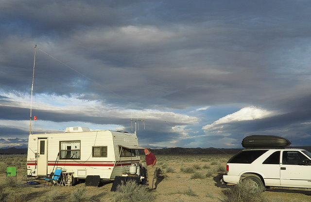 Winter Journey – BLM Camping – February 2017