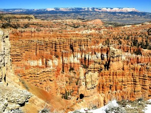 Winter Journey – Last Days at Bryce Canyon – April 2017 (2-4)