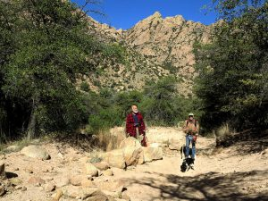 Hiking Cochise Trail – Winter Journey – February 2018