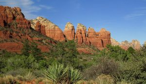 Sedona – Heading North – March 2018
