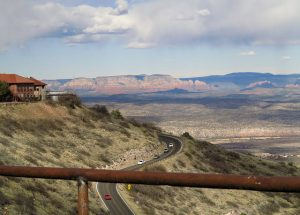 Jerome, Arizona – Heading North – March 2018