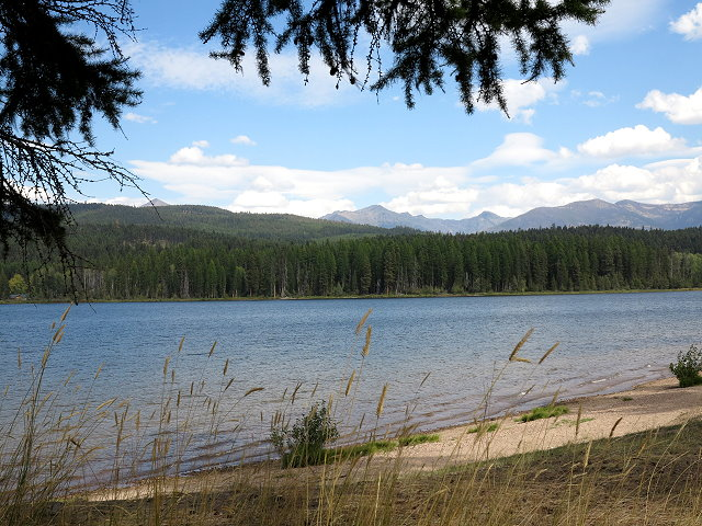 Back at Seeley Lake