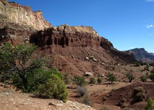 Visit to Capitol Reef National Park – October 2018