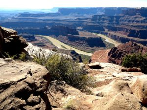 Hiking in Dead Horse Point State Park – October 2018