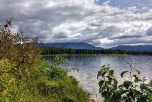 Arrival at Seeley Lake – September 2019